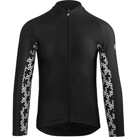 assos Mille GT Spring Fall LS Jersey Men black series